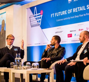 Good Growth - Financial Times Future of Retail Summit The Partnership Panel